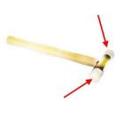Ersatzbacken für Nylonhammer