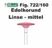 Edelkorund-Schleifer, mont.