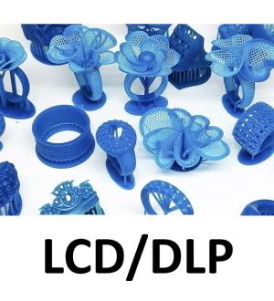 Bluecast für LCD/DLP Drucker