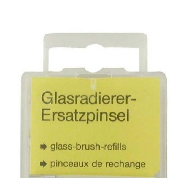 Ersatzradierer, Glasfaser (24 Stück)
