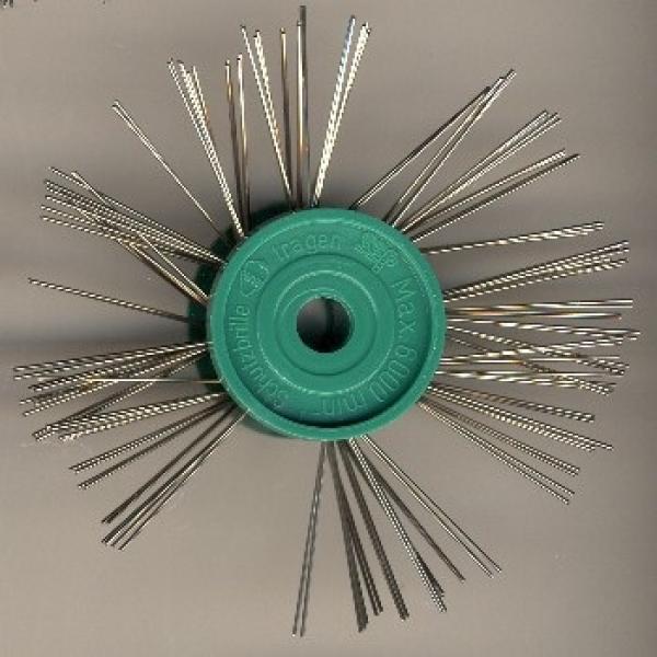 Matt-Drahtbürste 0,60 mm