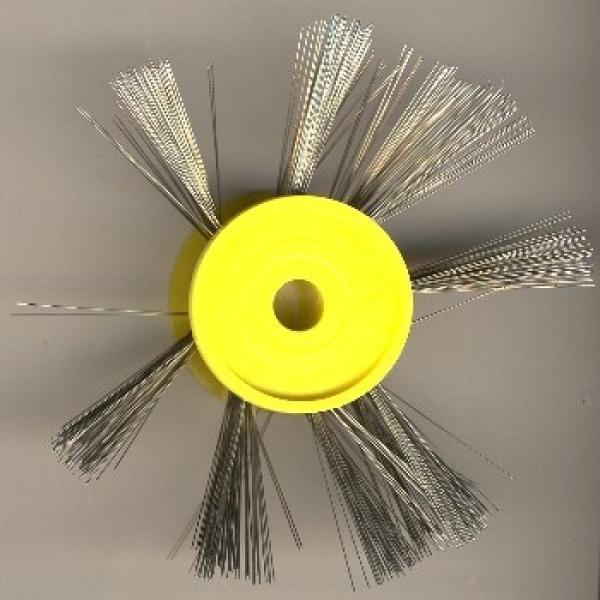 Matt-Drahtbürste 0,20 mm