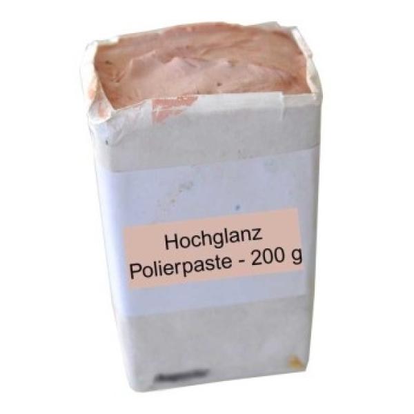 Hochglanzpolierpaste