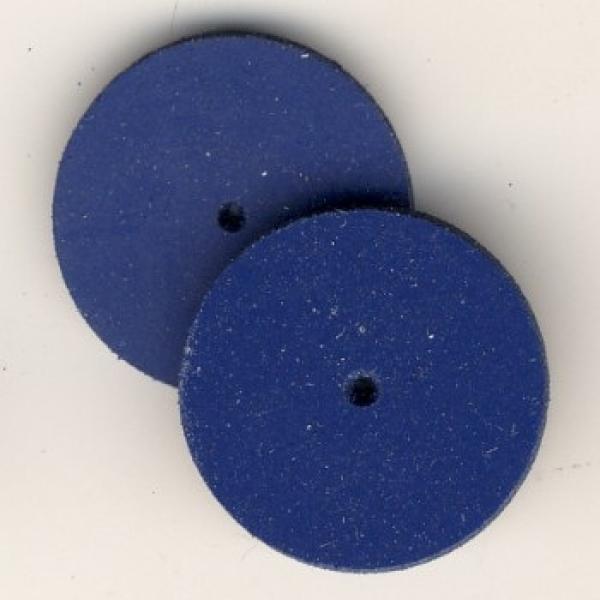 Polierer, mittel (dunkelblau) Rad