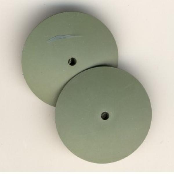 Polierer, mittel (grün-grau) Linse