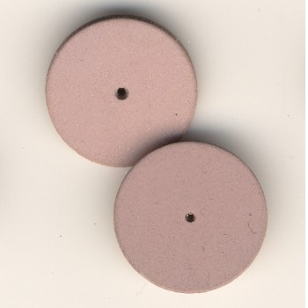 Polierer, fein (rosa-pink) Rad