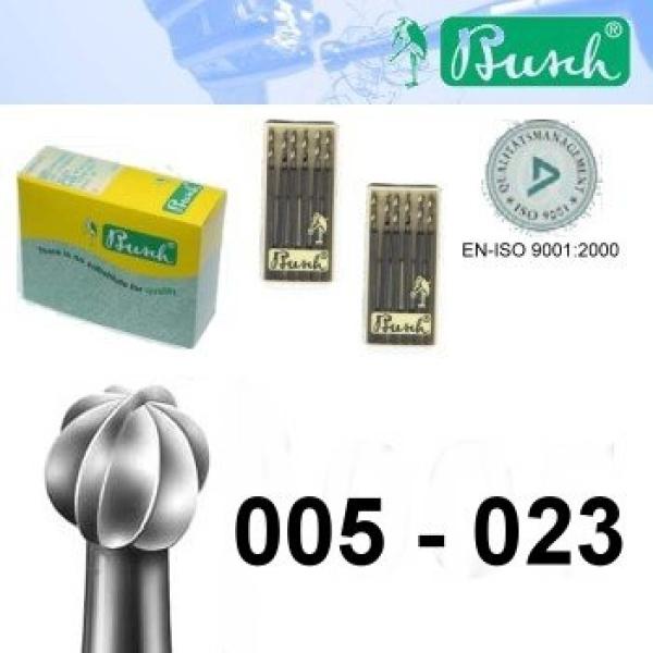 Kugelfräser - Fig. 1-005 bis 023 (6er-Pack)