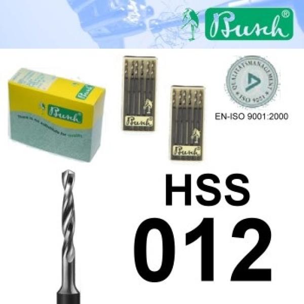 HSS-Spiralbohrer - Fig. 203HSS-012 (2er-Pack)