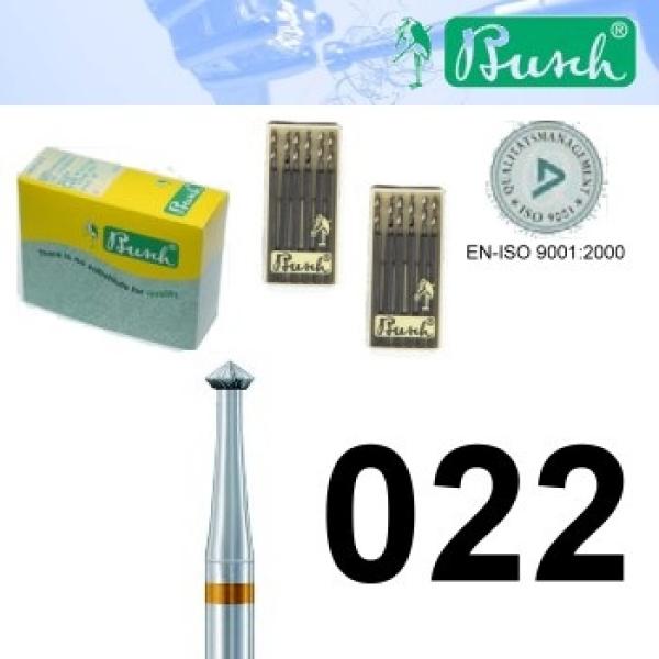Doppelkegelfräser - Fig. 414AU-022 (2er-Pack)