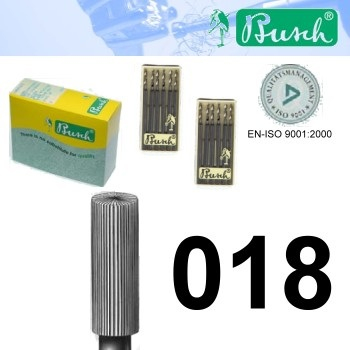 Finierer (Zylinder) - Fig. 49-018 (6er-Pack)