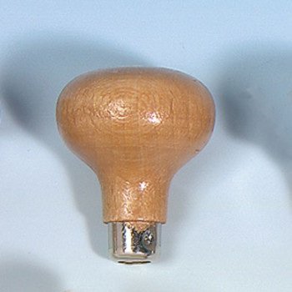 Stichelheft, Holz