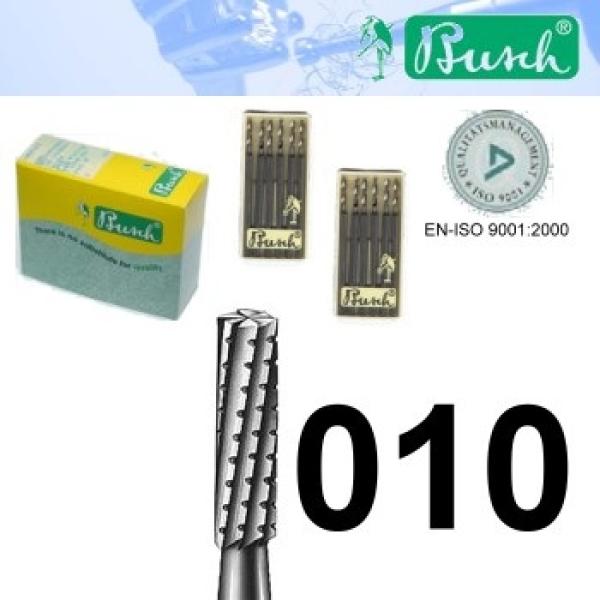 Zylinder-Fräser - Fig. 31L HM-010 (6er-Pack)