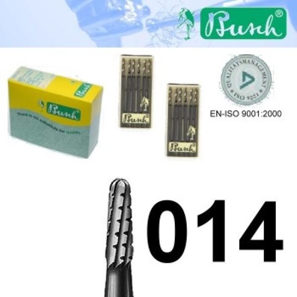 Zylinder-Fräser - Fig. 33R HM-014 (6er-Pack)