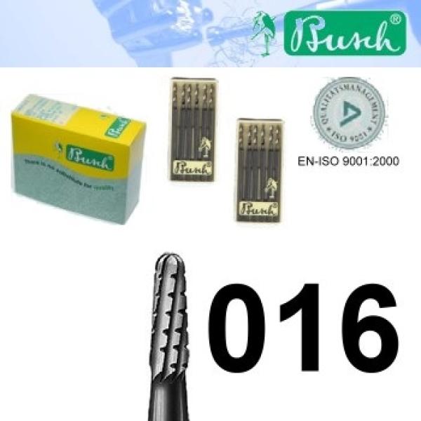 Zylinder-Fräser - Fig. 33R HM-016 (6er-Pack)