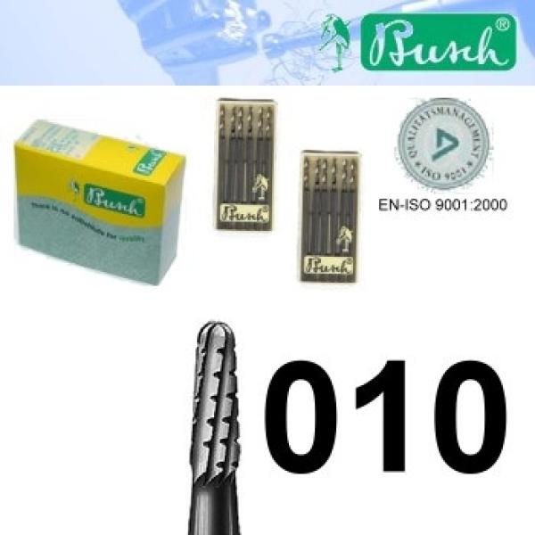 Zylinder-Fräser - Fig. 33R HM-010 (6er-Pack)