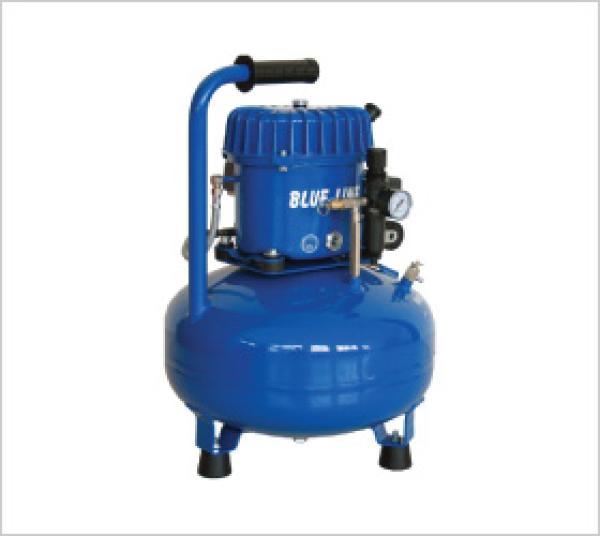 Leiselauf-Kompressor Blue-Line 24