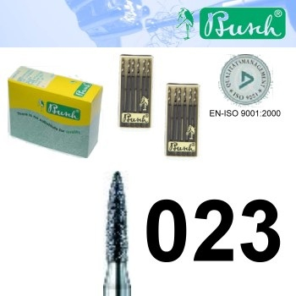 Diamant-Fräser - Fig. 862-023 (2er-Pack)