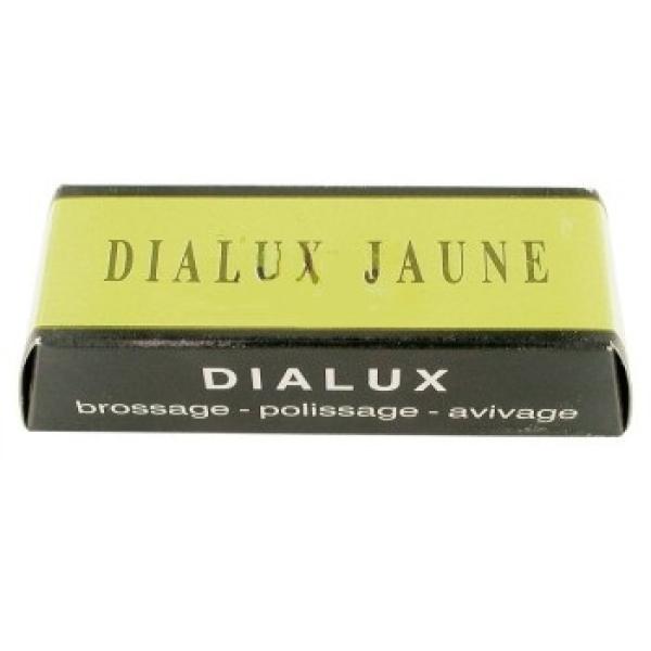 Polierpaste: DIALUX gelb