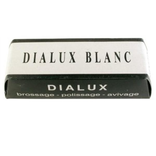 Polierpaste: DIALUX weiß