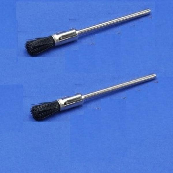 Miniatur-Pinsel, Borste, schwarz (12er-Pack)  PIH 11 100
