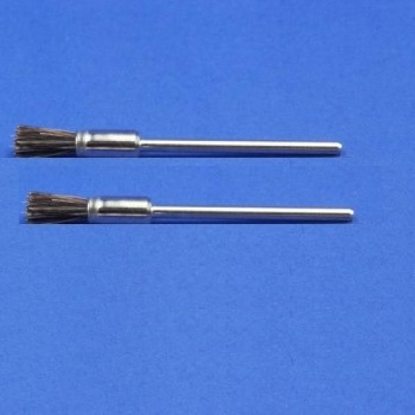 Miniatur-Pinsel, Roßhaar (medium) (12er-Pack)