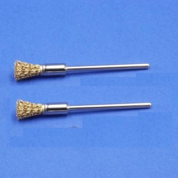 Miniatur-Pinsel, Messingdraht (12er-Pack)