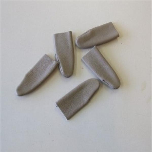Fingerlinge Gr. 1, glattes Leder, Pack