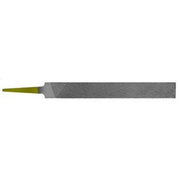 Präzisionsfeile aus Titan: Flach, 200-0