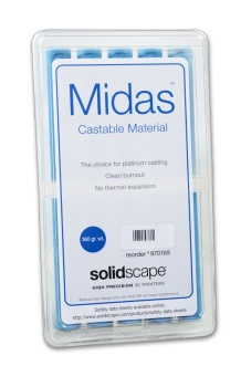 Midas Material Solidscape 300 Serie/3Z