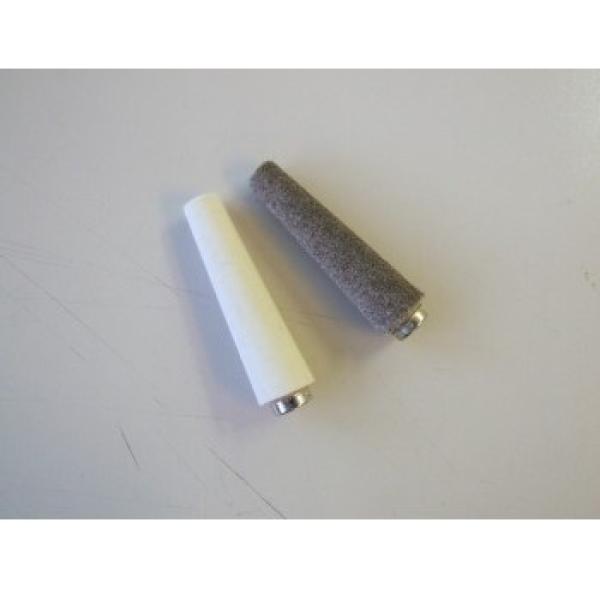 Polierfilzriegel grau (grob)