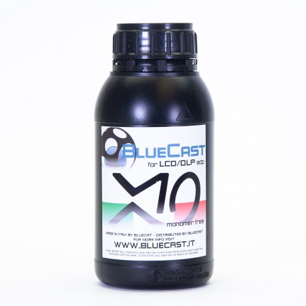 BlueCast X10 LCD / DLP, Resin gussfähig