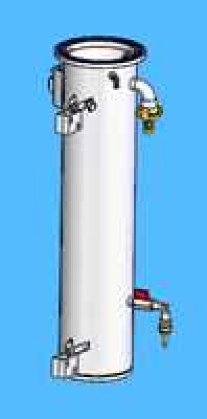 Granuliertank für Gießanlagen