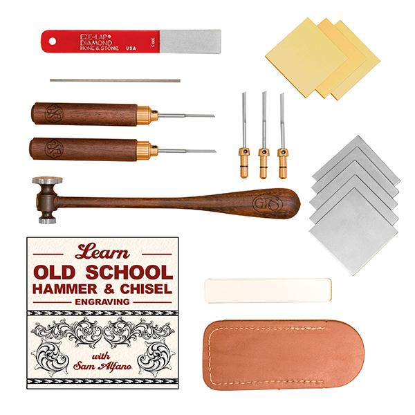 Sam Alfano Hammer & Chisel Komplett-Kit