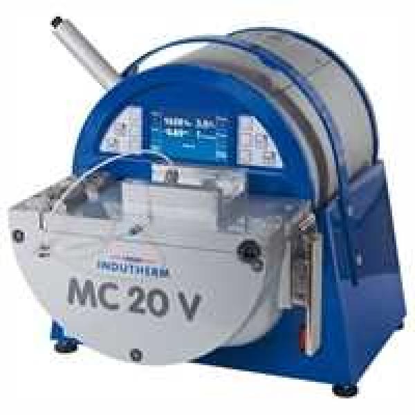 Mini-Vakuum/Druckgießanlage MC 20V (Ø80)