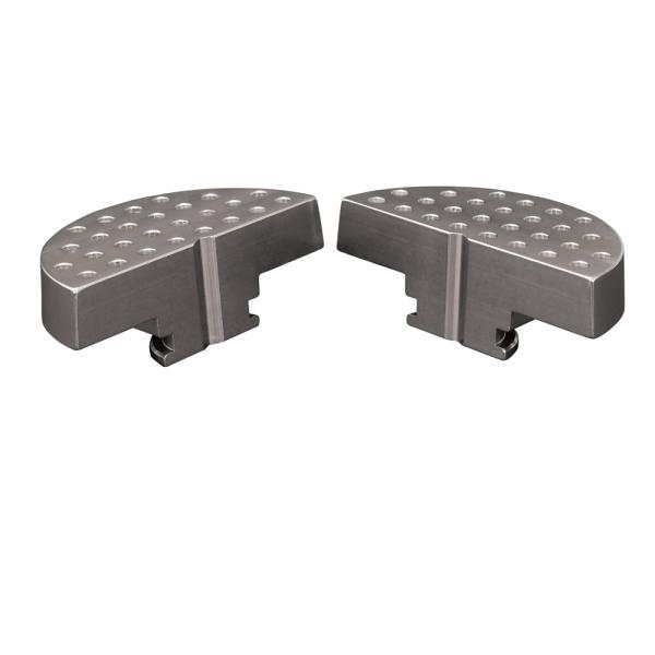 Gravierklemme mit 2,34-mm-Löchern
