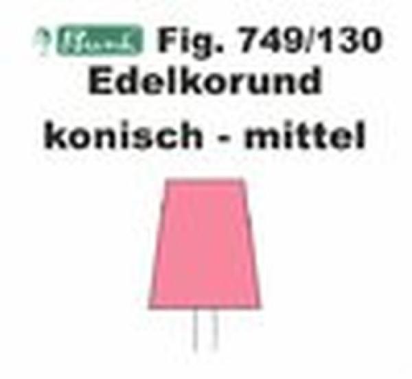 Schleifkörper Edelkorund rosa Fig. 749 130