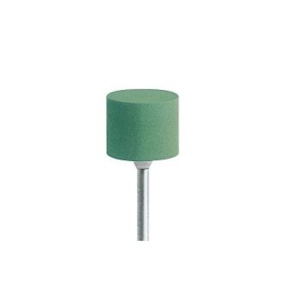 mont. Polierer, grün, Walze 14 x 12 mm