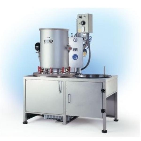 Einbettmaschine EB-20/30 mit Vakuumpumpe