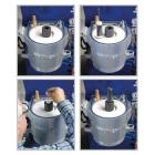 Sinter-Kit für Gießanlagen: VC 400/500/600/600V