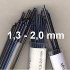 Tamponstähle 1,3-2,0 mm