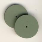 Polierer, mittel (grün-grau) Rad