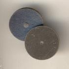 Polierer, grob (Leder, schwarz) Rad
