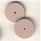 Polierer, mittel (rosa-grau) Rad