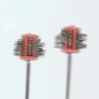 Mini-Mattdrahtbürste 0,30 mm