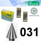 Spitz-Fräser - Fig. 5-031 (6er-Pack)