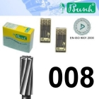 Zylinder-Fräser - Fig. 21-008 (6er-Pack)