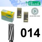 Zylinder-Fräser - Fig. 21-014 (6er-Pack)