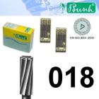 Zylinder-Fräser - Fig. 21-018 (6er-Pack)