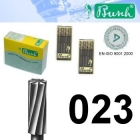 Zylinder-Fräser - Fig. 21-023 (6er-Pack)