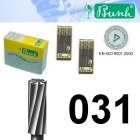 Zylinder-Fräser - Fig. 21-031 (6er-Pack)